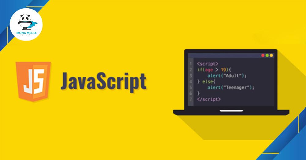 Ngôn ngữ Javascript.