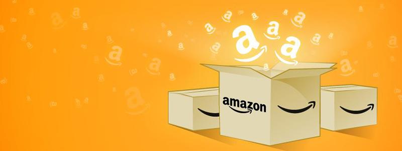 Đơn hàng trên Amazon