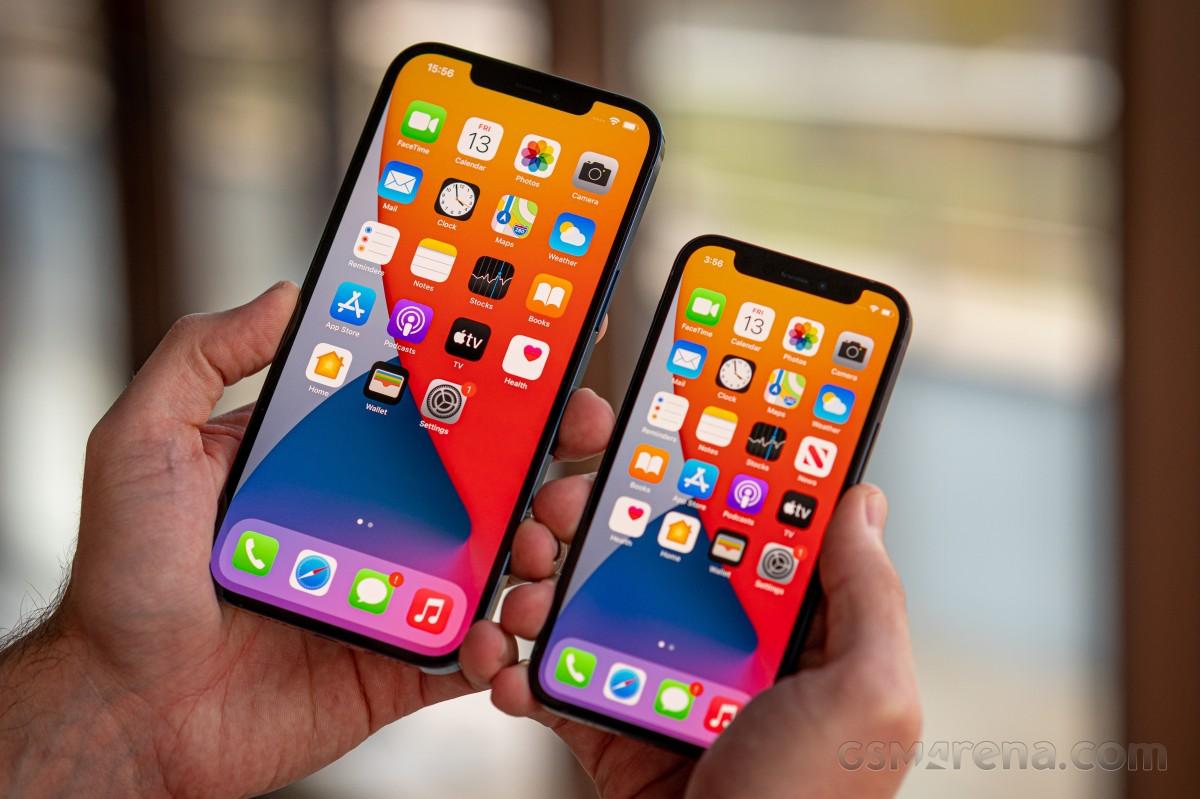 Sforum - Trang thông tin công nghệ mới nhất gsmarena_024-1 Đánh giá iPhone 12 Pro Max: Thiết kế sang trọng, cấu hình mạnh mẽ cùng camera ấn tượng