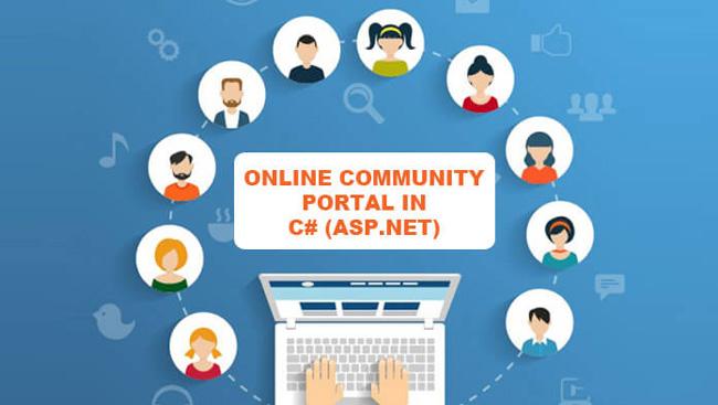 C# có cộng đồng trực tuyến cực kỳ đông đảo