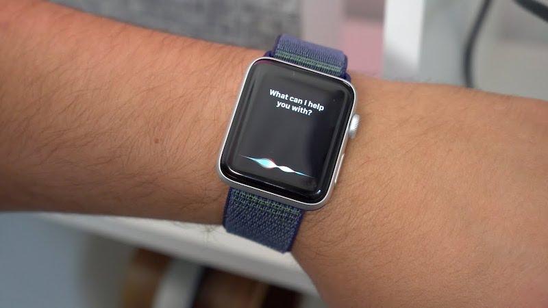 Siri trên Apple Watch