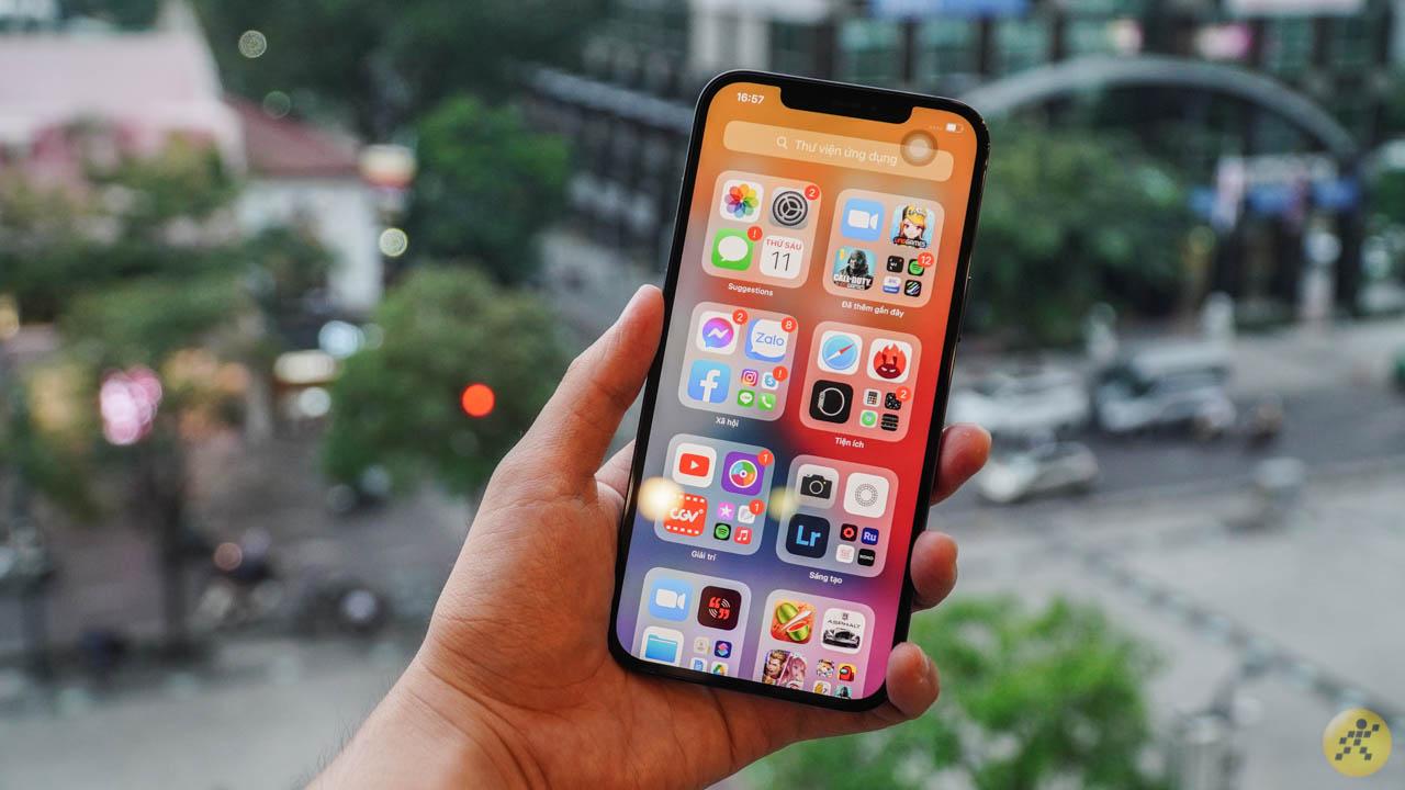 iPhone 12 Pro Max sở hữu cấu hình phần cứng mạnh mẽ