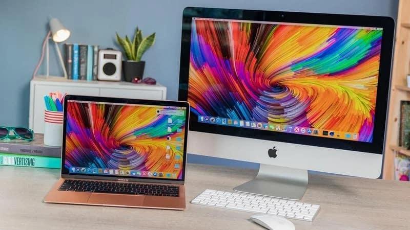 Lựa chọn phần cứng trên macOS