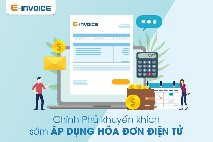 Doanh nghiệp nên sớm áp dụng hóa đơn điện tử để khai thác tối đa lợi ích.