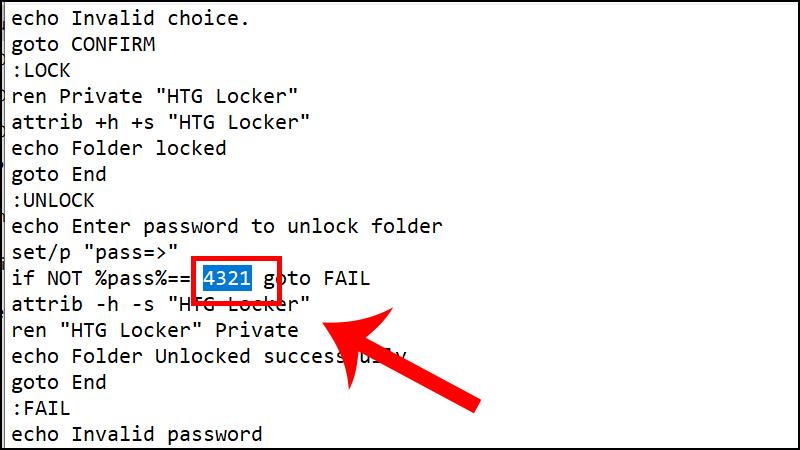 Đặt lại mật khẩu mới