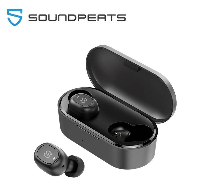 Tai nghe Bluetooth nghe nhạc hay nhất | Earbuds SOUNDPEATS