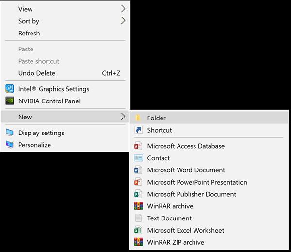 Hướng dẫn cách đặt mật khẩu cho Folder trên Windows 10 không cần phần mềm 1