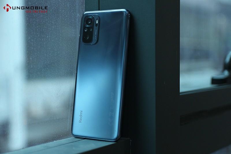 Đánh giá Xiaomi Redmi Note 10 - Vua ở phân khúc tầm trung