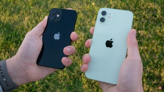 iPhone 12 có mức giá cao hơn không nhiều so với iPhone 12 mini