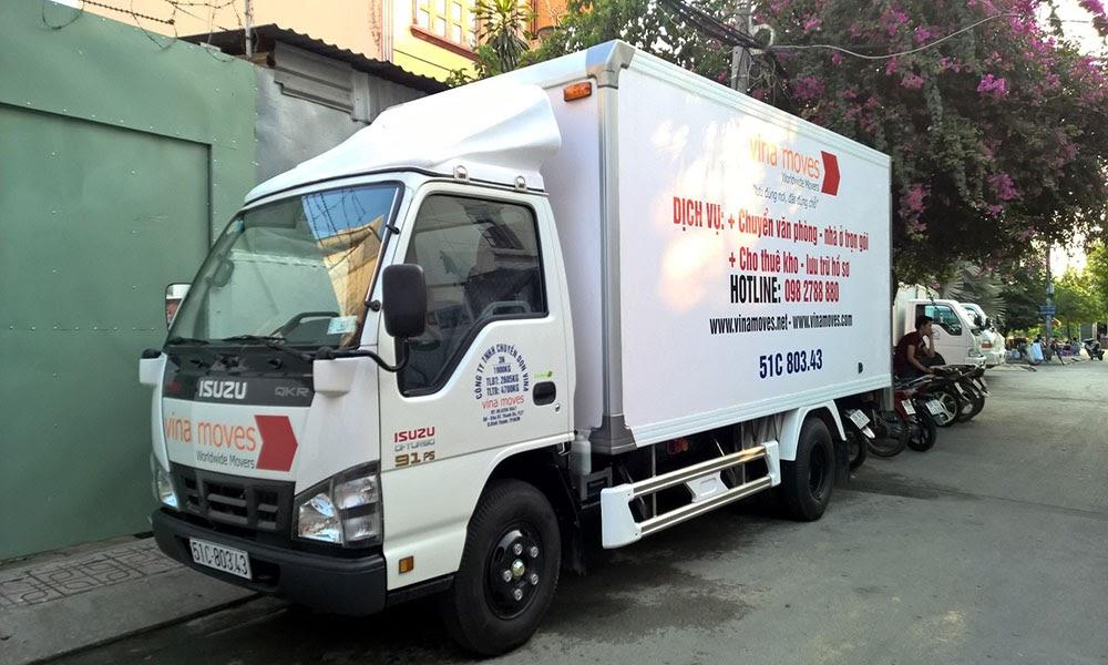 Vinamoves.vn: Địa chỉ vận chuyển nhà đáng tin cậy của mọi nhà
