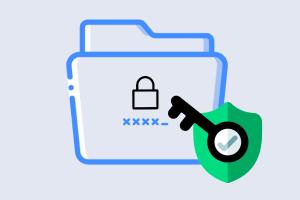 Quênmật khẩu mở khóa Folder thì phải làm thế nào?