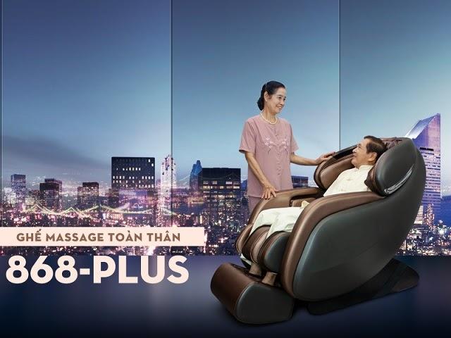 Ghế massage hỗ trợ điều trị đau lưng như thế nào?