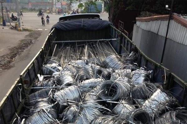 Quang Tuấn: Công ty thu mua phế liệu inox giá cao tận nơi tại TPHCM