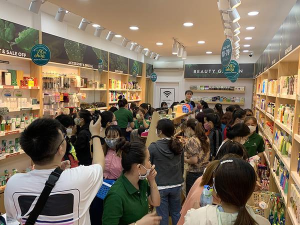 Top 7 cửa hàng mỹ phẩm Sài Gòn bạn nên biết