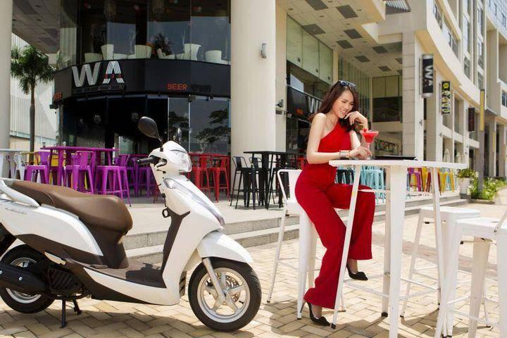 5 mẫu xe tay ga bán chạy nhất thị trường Việt Nam hiện nay - Xe Giao Thông