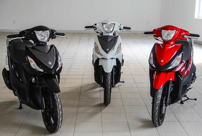 Top mẫu xe tay ga tiết kiệm xăng nhất dành cho nữ - VAHA