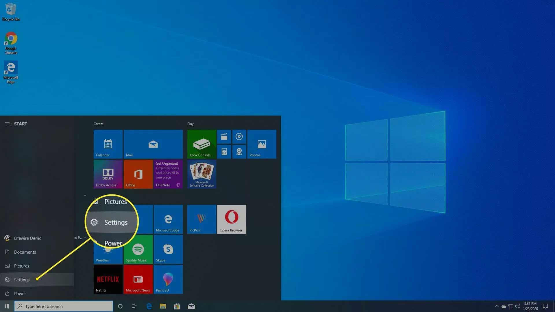 Cách thay đổi thư mục Download mặc định trên Windows 10/8/7