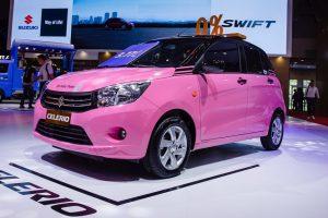 Những mẫu xe ô tô nhỏ gọn cho nữ giới giúp tự tin hơn