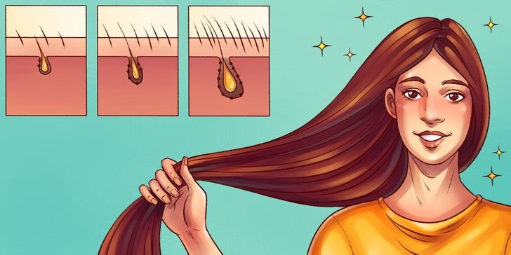 Tinh dầu dưỡng tóc tốt nhất