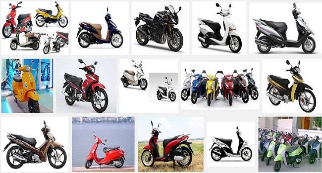 Danh sách các hãng xe máy lớn có mặt tại Việt Nam