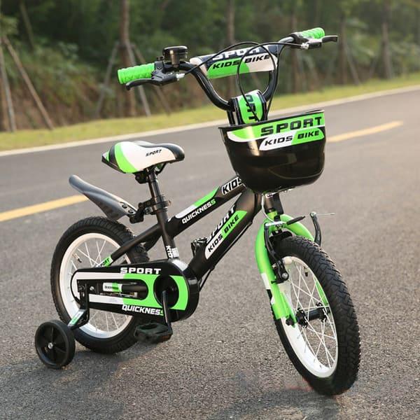 Top 5 loại xe đạp trẻ em giá rẻ nhất thị trường mẹ nên mua cho