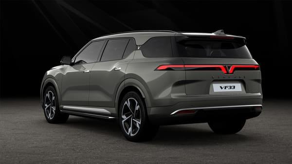 VinFast ra mắt 3 dòng ôtô điện với 'hàng tá' công nghệ thông minh   Ôtô-Xe máy   Vietnam+ (VietnamPlus)