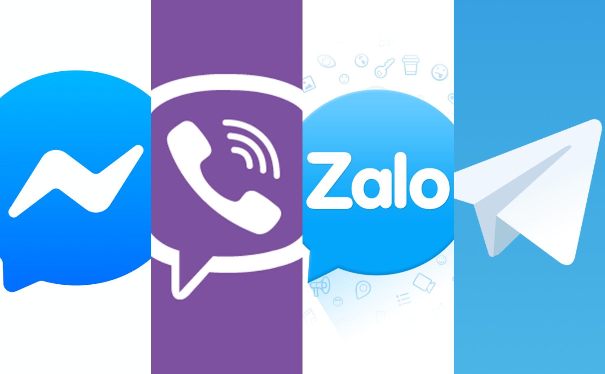 So sánh Viber và Zalo cái nào tốt hơn
