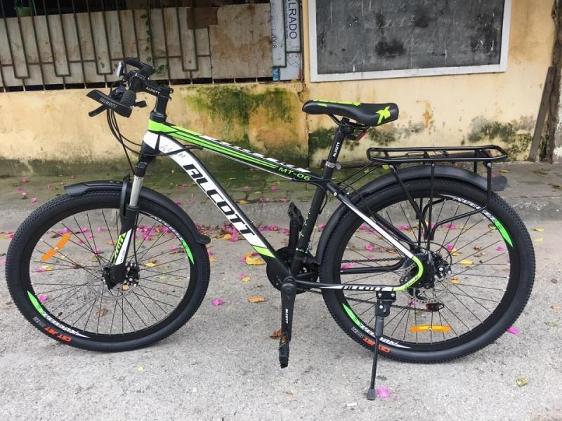Mua Xe đạp thể thao giá rẻ ALCOTT 26 MT06