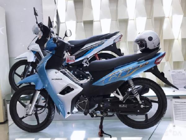 Những mẫu xe máy rẻ, bền, đẹp đáng mua nhất năm 2021