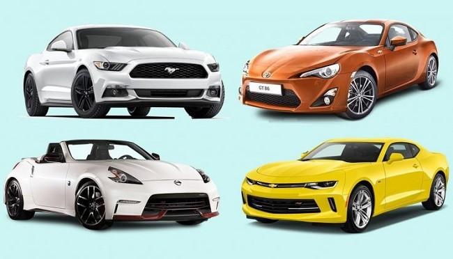 Những mẫu xe oto thể thao giá rẻ đáng mua nhất trên thế giới - Blog Xe Hơi Carmudi