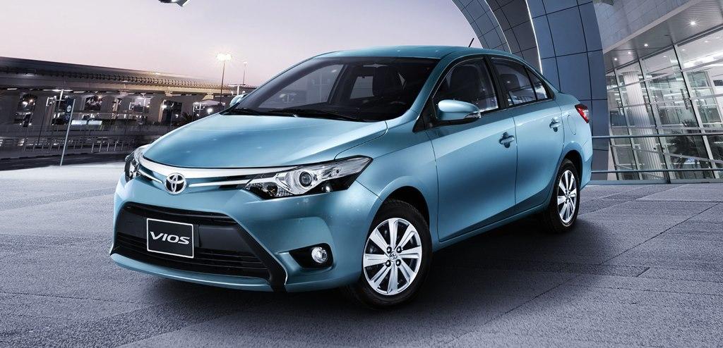 Tham khảo các mẫu xe Toyota được ưa chuộng nhất hiện nay