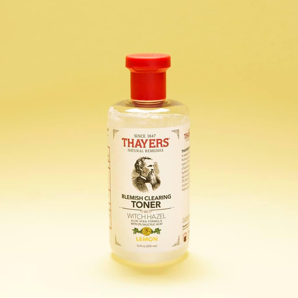 [Review] Nước hoa hồng Thayer có tốt không? TOP 8+ tốt nhất hiện nay