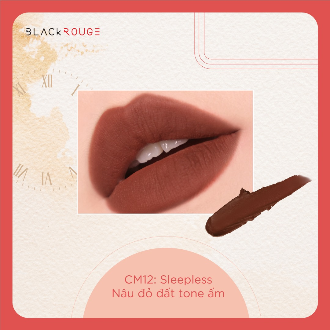 Son Black Rouge màu nào đẹp nhất?