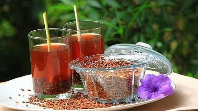 Nên uống trà gạo lứt điều độ và tránh lạm dụng