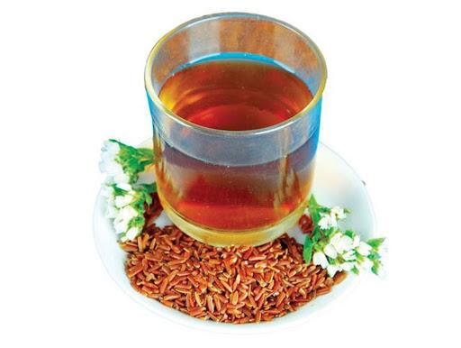 Trà gạo lứt là thức uống thơm ngon, bổ dưỡng