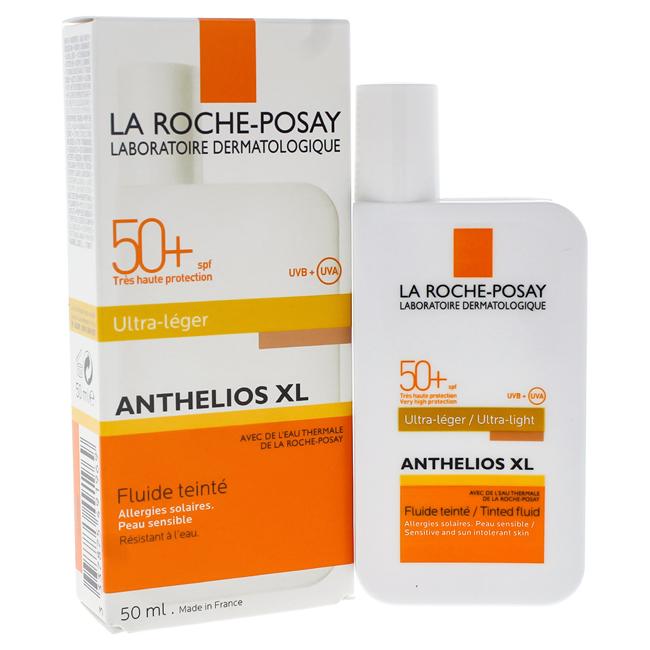review kem chống nắng La Roche Posay