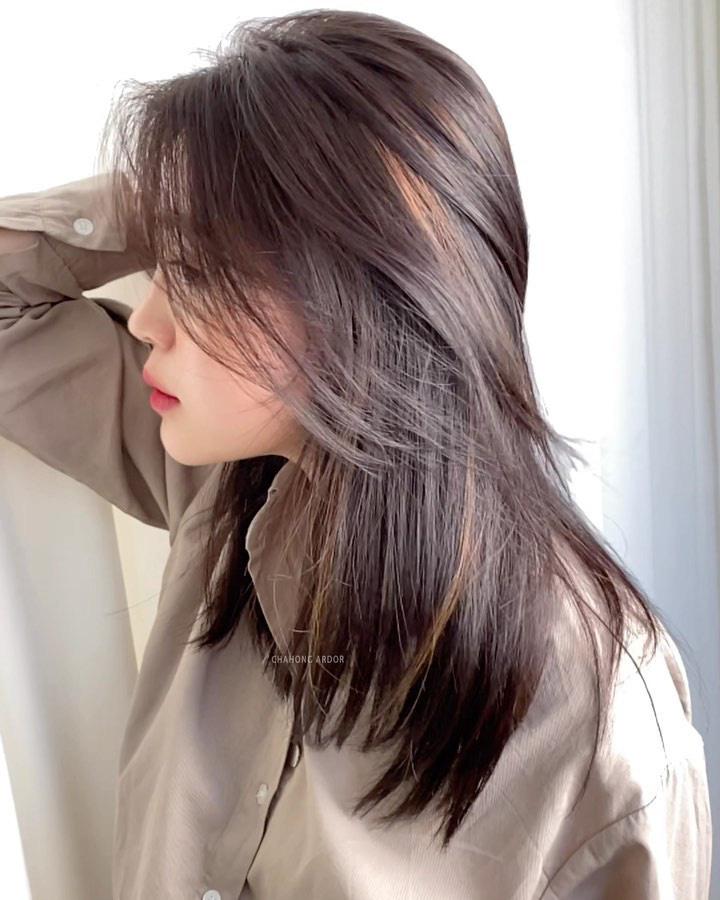 Một mái tóc đẹp yêu cầu nhiều ở khâu chăm sóc tóc