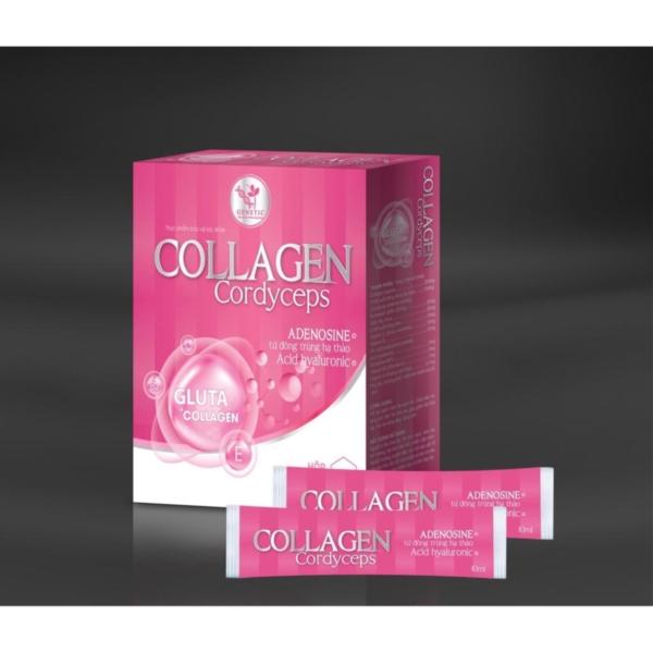 Collagen Cordyceps được đánh giá là dòng collagen nước tốt nhất hiện nay