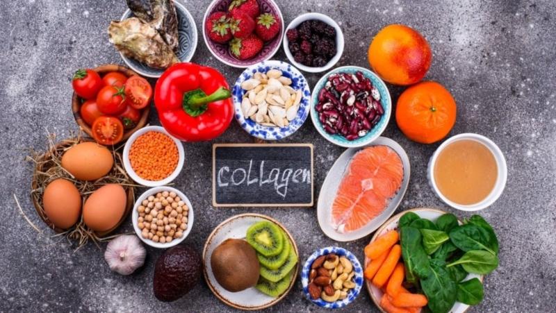 Có rất nhiều loại thực phẩm chứa collagen tự nhiên mà bạn không nên bỏ qua