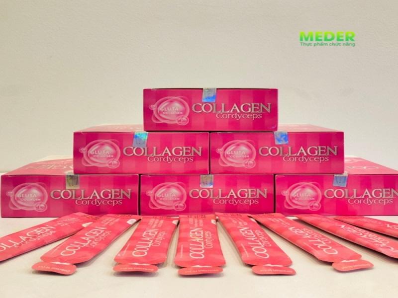 Collagen nước là dòng collagen sản xuất dạng dung nước để uống
