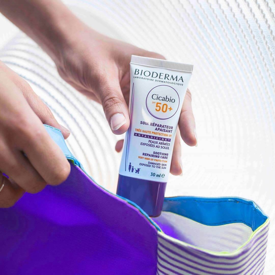 Review kem chống nắng Bioderma cho da dầu