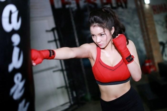 7 tác dụng không ngờ đến từ tập boxing với phái đẹp