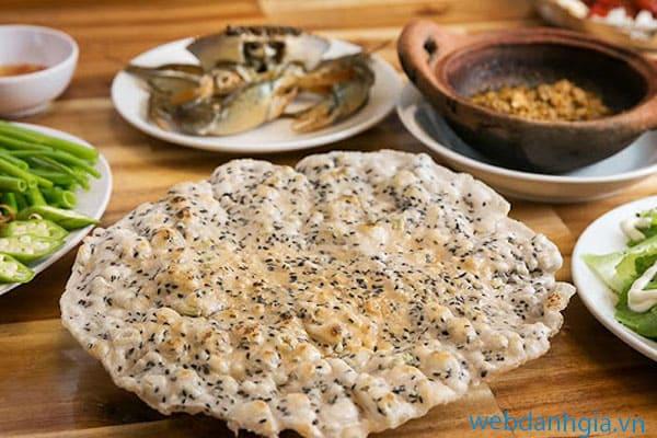 Giòn rụm với món nhậu đơn giản – Bánh tráng nướng