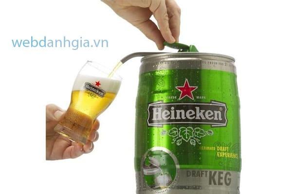 Heineken là lựa chọn lý tưởng cho người sành bia