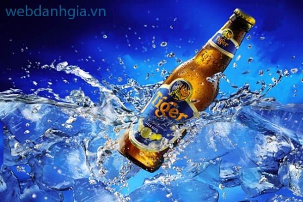Mồi ngon không thể thiếu đồ uống ngon, bia tiger là một trong nước uống có thương hiệu được nhiều người sử dụng trong bữa nhậu