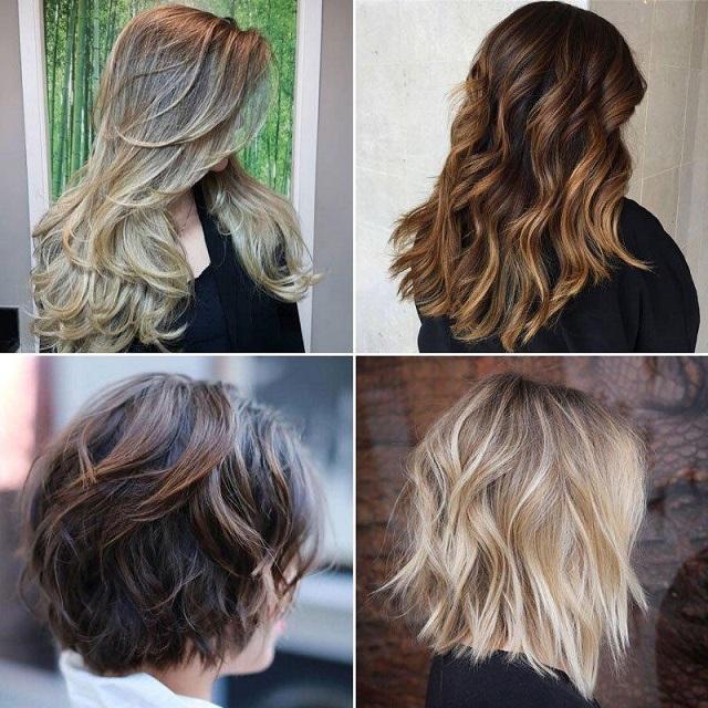 kiểu tóc mullet uốn layer nữ