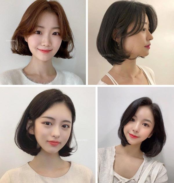 Nổi bật với tóc layer phong cách Hàn Quốc