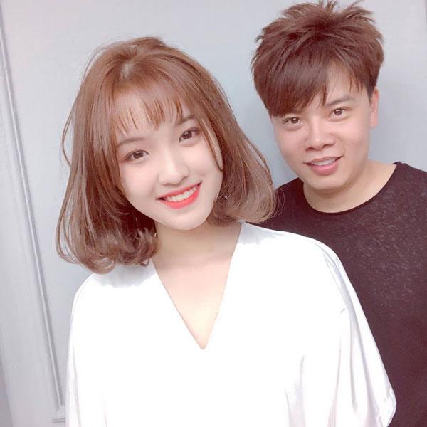 Địa chỉ cắt tóc uy tín Hà Nội – Sinh Anh Hairstyles