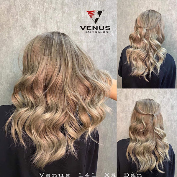Nhuộm tóc tại Venus Hairsalon