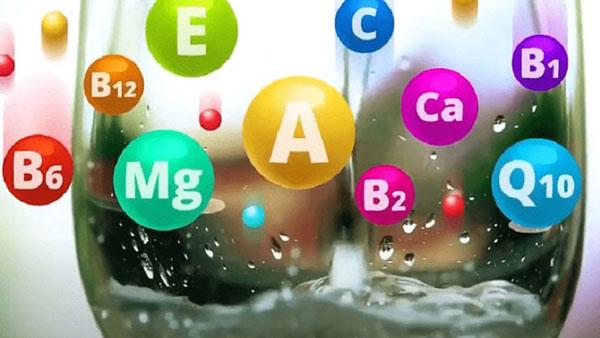 Tác dụng nước uống điện giải ion kiềm?